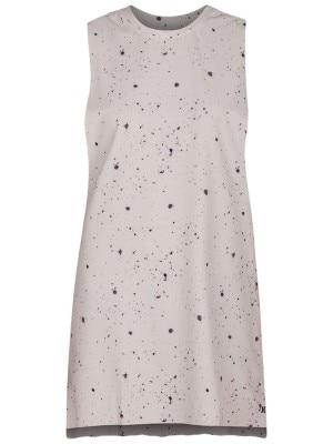 Hurley Coastal Destroy Biker Dress white Naiset