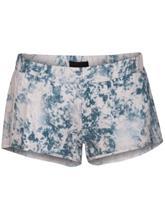 Hurley Wash Beach Shorts white Naiset