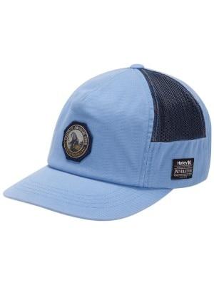 Hurley Pendleton Yosemite Cap chlorine blue / black Miehet
