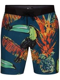 Hurley Phantom HW 2.0 Toucan 18'' Boardshorts blue force Miehet
