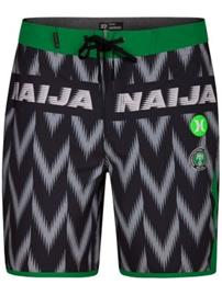 Hurley Phantom Nigeria Team 18'' Boardshorts black Miehet