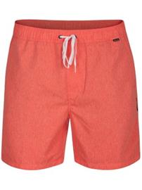 Hurley Heather Volley 17'' Boardshorts rush coral Miehet