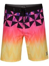 Hurley Phantom Bula 20'' Boardshorts laser orange Miehet