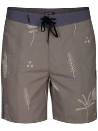 Hurley Beachside K-38 18'' Boardshorts dark stucco Miehet
