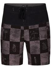 Hurley Phantom Surfcheck 18'' Boardshorts black Miehet