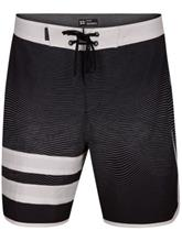 Hurley Phantom Static Block Party Boardshorts black Miehet
