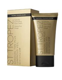 "St.Tropez ""Gradual Tan Plus Luminous Veil Face Cream 50 ml"""