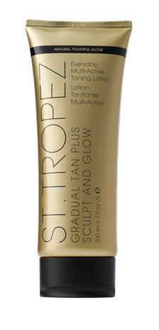 """St.Tropez """"Gradual Tan Plus Sculpt & Glow Toning Lotion 200 ml"""""""