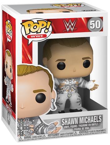 WWE Shawn Michaels (WrestleMania 12) Vinyl Figure 50 (figuuri) Keräilyfiguuri Standard