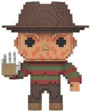 A Nightmare on Elm Street Freddy Krueger - 8-Bit Vinyl Figure (figuuri) Keräilyfiguuri Standard