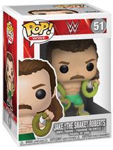 WWE Jake The Snake Roberts (Chase-mahdollisuus) Vinyl Figure 51 (figuuri) Keräilyfiguuri Standard