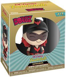 Batman DC Bombshells Batwoman Dorbz Vinyl Figure 412 (figuuri) Keräilyfiguuri Standard