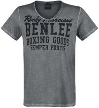 BenLee Palmdale T-paita tummanharmaa