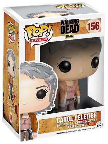 The Walking Dead Carol Peletier Vinyl Figure 156 (figuuri) Keräilyfiguuri Standard