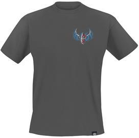 Dickies Farnsworth T-paita hiilenharmaa