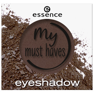 Essence My Must Haves luomiväri 04 Brownie´licious
