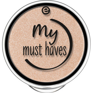 Essence My Must Haves luomiväri 01 Go Goldie!