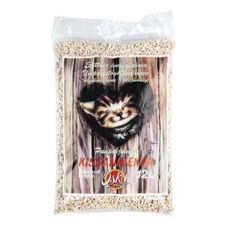 Osku Puupohjainen kissanhiekka 12 l
