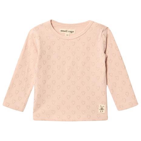 Grace LS T-Shirt Sepia Rose68 cm