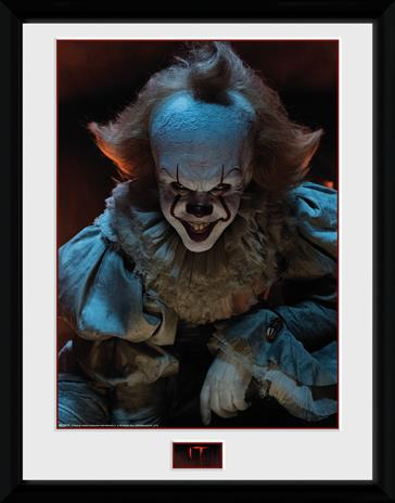 Framed collectors print - Movies - IT Smile - Merchandise