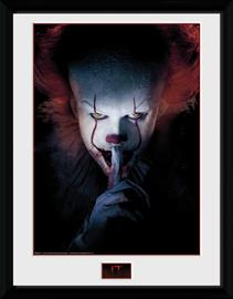 Framed collectors print - Movies - IT Finger - Merchandise