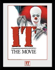 Framed collectors print - Movies - IT 1990 Poster - Merchandise