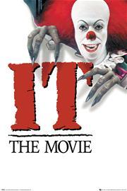 Maxi Poster - Movies - IT 1990 Key Art - Merchandise