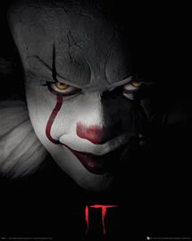 Mini Poster - Movies - IT Pennywise - Merchandise
