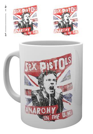 Mug - Music - Sex Pistols - Union Jack - Merchandise