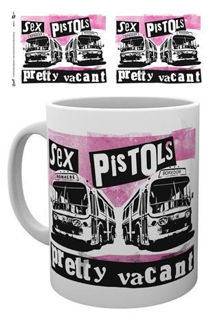 Mug - Music - Sex Pistols - Pretty Vancant - Merchandise