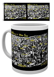 Mug - Music - Sex Pistols - Holidays in the Sun - Merchandise