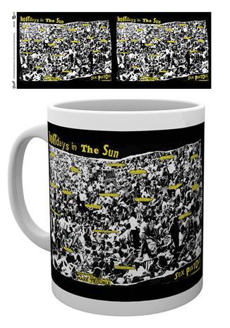 Mug - Music - Sex Pistols - Holidays in the Sun - Merchandise