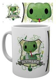 Mug - Harry Potter - Slytherin Paint - Merchandise