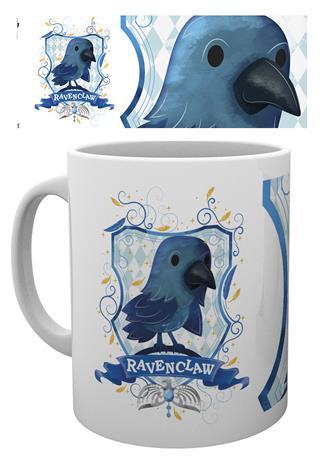 Mug - Harry Potter - Ravenclaw Paint - Merchandise