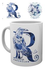 Mug - Harry Potter - Ravenclaw Monogram - Merchandise