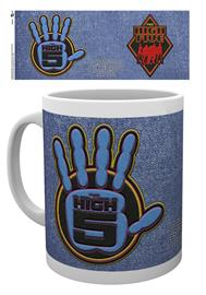 Mug - Movies - Ready Player One The High Five Logo - Merchandise