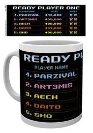 Mug - Movies - Ready Player One Score - Merchandise