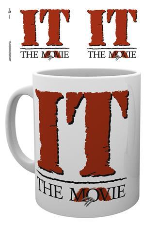 Mug - Movies - IT 1990 Logo - Merchandise
