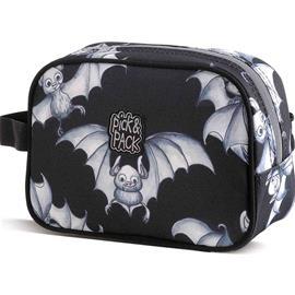 Toilet Case Bats Black Reflex