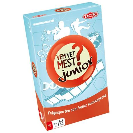 Who Knows Most Jr Travelgame