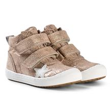 Velcro shoes Gold27 EU