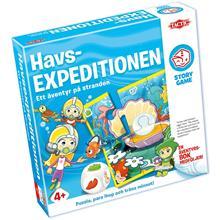 Ocean Explorer Story Game