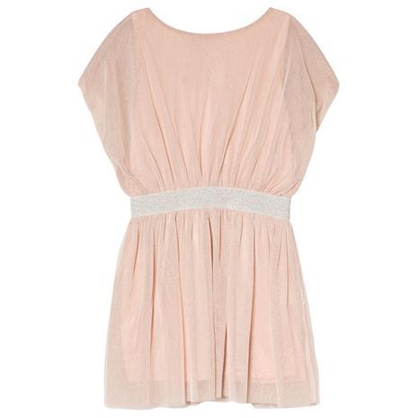 Iella Ss Dress116 cm