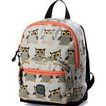 Backpack Owl Beige