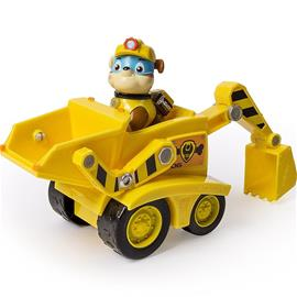 Basic Vehicle With Pup, Rubble´s Dump Truck