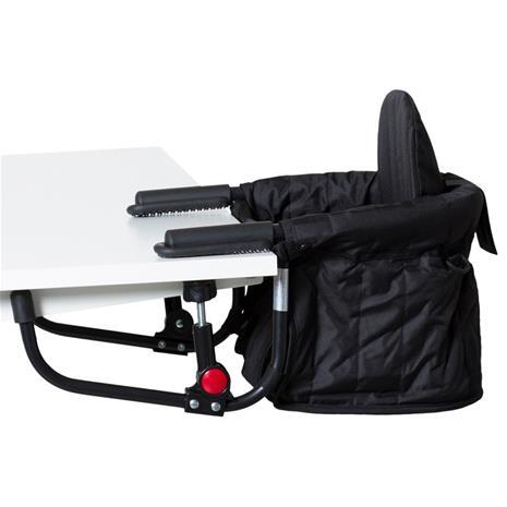 Utö, Table chair, Midnight Black