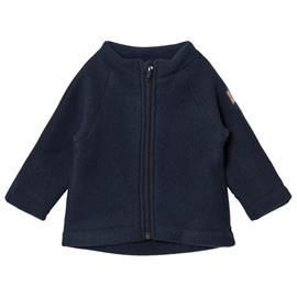 Wool Baby jacket Blue Nights68 cm