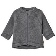 Baby Wool Jacket Melange Grey68 cm (4-6 kk)
