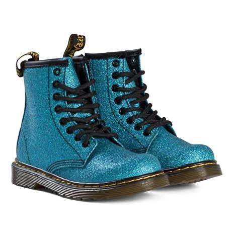 Laser Blue Glitter Delaney Boots28 (UK 10)