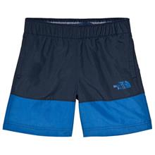 Navy and Blue Water Reactive UPF 50 Swim ShortsXS (6 years)